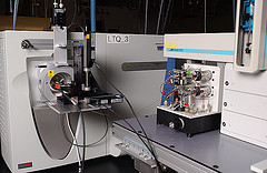 LTQ Mass Spectrometer for Peptides