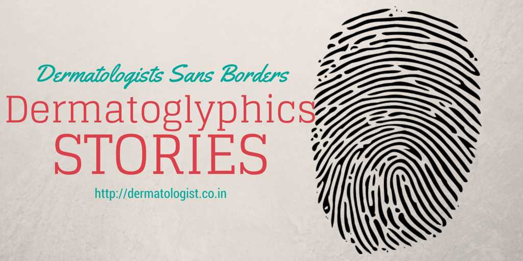 Fingerprints in dermatology