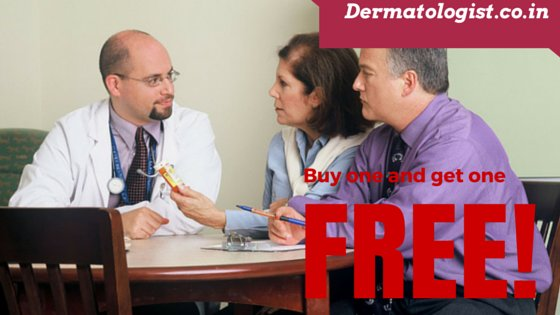 Free dermatology consultations