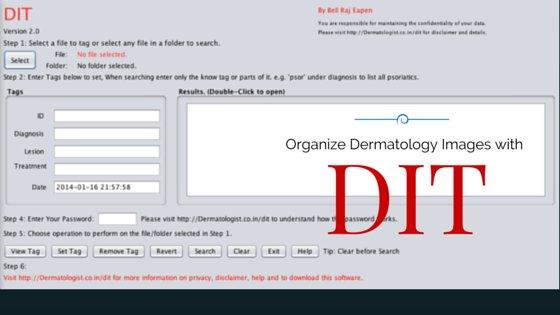 Dermatology Image Tagger