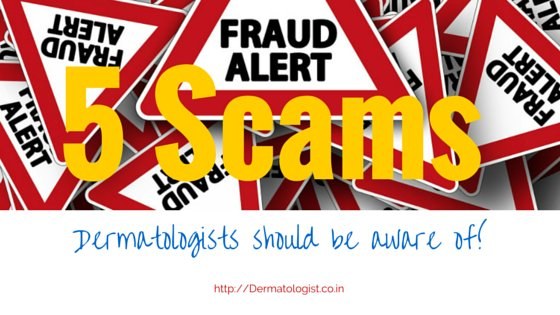 Dermatology Scams
