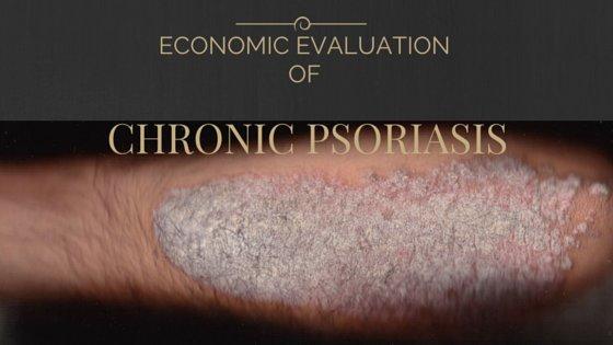 Economic evaluation of psoriasis